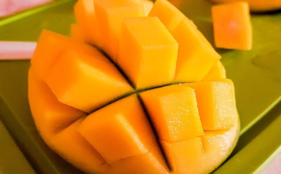 Ripen a Mango Fast and Easy
